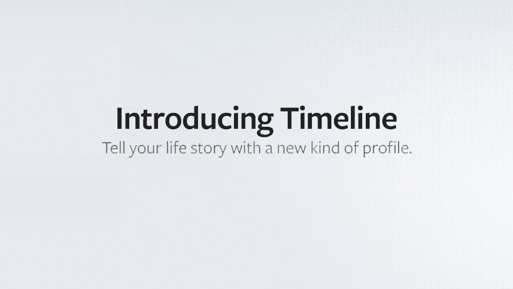 Kreative Facebook Timeline-profiler