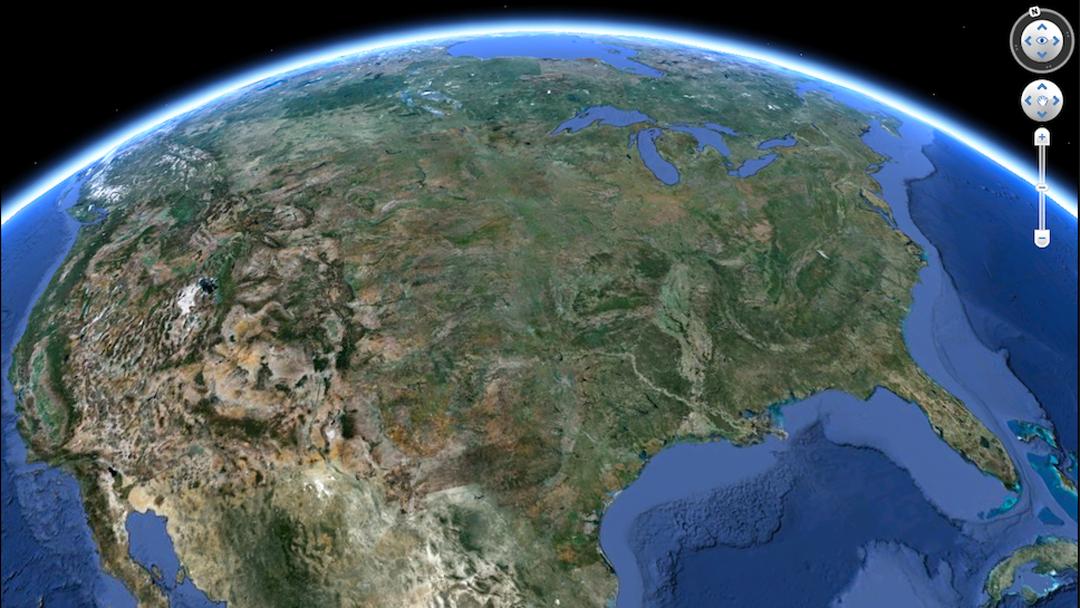 Ny versjon av Google Earth lansert